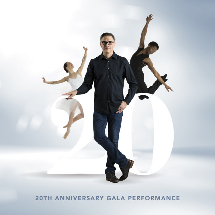 Paul Vasterling's 20th Anniversary Gala Performance
